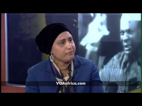 Straight Talk Africa - Mother of Amadou Diallo, Kadiatou Diallo Comments on US Police Brutality