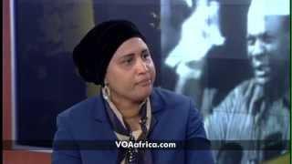 Straight Talk Africa - Mother of Amadou Diallo, Kadiatou Diallo Comments on US Police Brutality