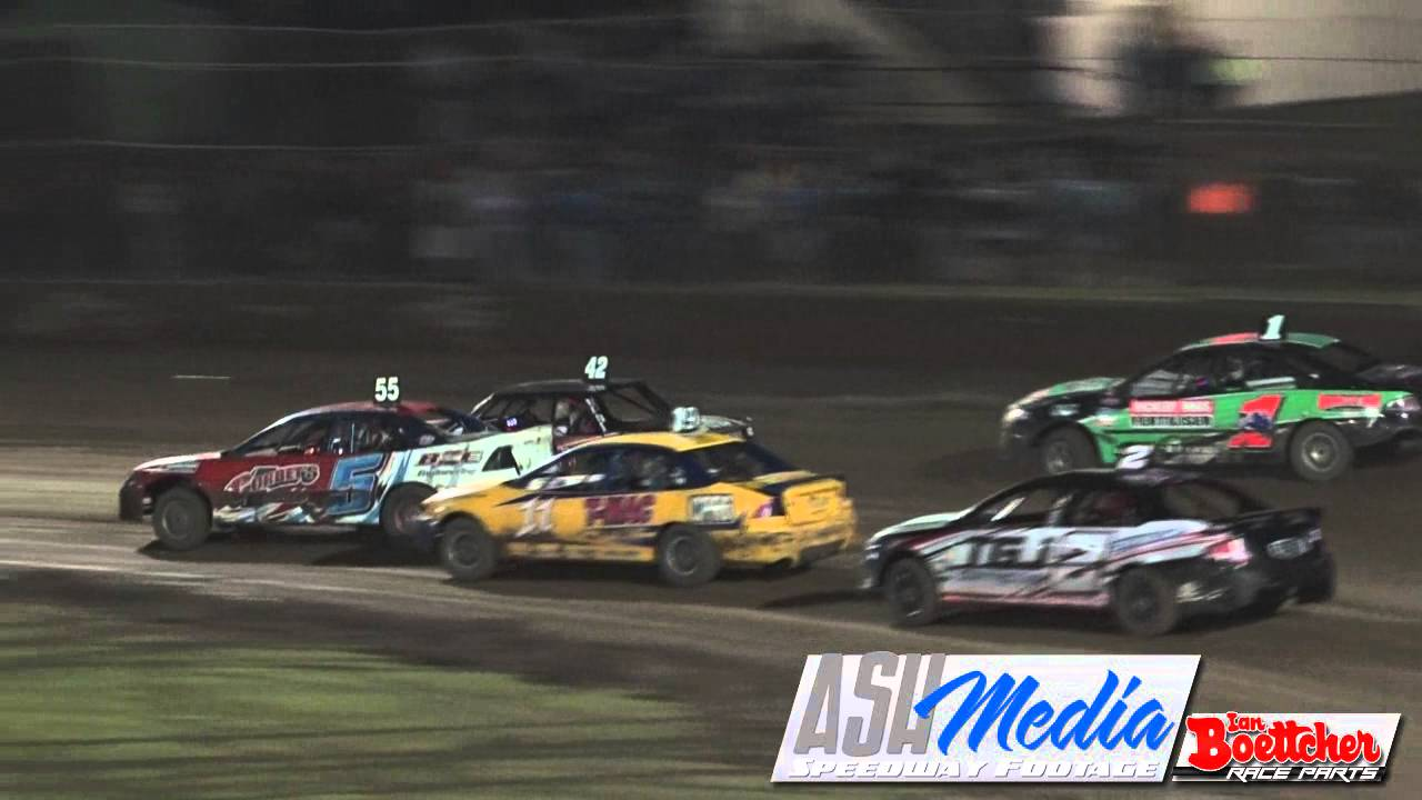 Modified Sedans Amazing Australian Title Final Laps Lismore