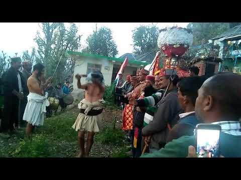 Jai Dev Hurang Narayan jiii ( latest Dev khel 2018 Mandi Shivraatriiii fair )