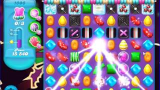 Candy Crush Saga SODA Level 1606 CE