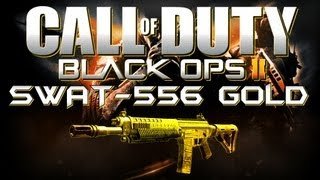 black ops 2 online gold swat 556 the deadly stalker bo2 weapons advice and tips