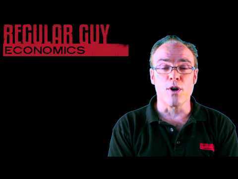 Regular Guy Economics