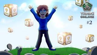 Lanzando golds a todos los tankistas!!/Tanki Online- readyplayergirlXP