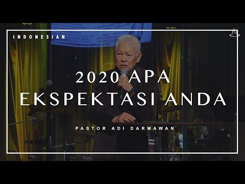 Ps Ali Darmawan - Jan 12, 2020 (In Indonesian) - City Blessing Church