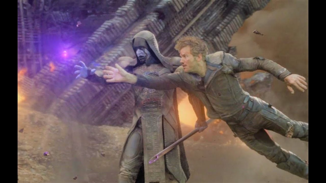 Download Guardians of The Galaxy Vol 1 - Best Scenes