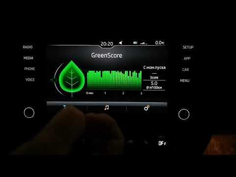 Skoda Octavia A7 Bolero Android Auto( Обзор Болеро шкода октавия а7, камера ночью, андроид авто)