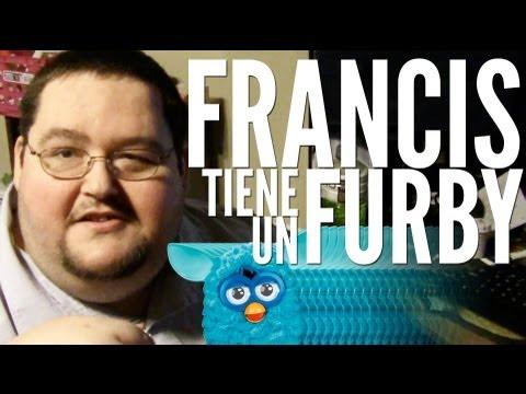 FRANCIS Y SU FURBY
