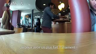 Starbucks - Caméra Cachée