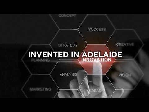 Invented in Adelaide - Research Tuesdays June 2017