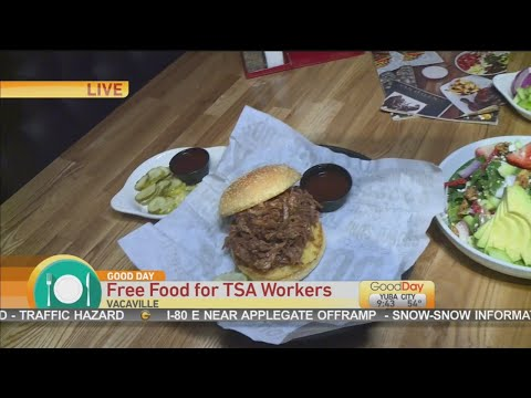 Free Food For TSA Employees Mp3