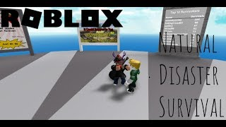 Spaceship Malfunction! | Natural Disaster Survival | Roblox