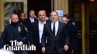 Gambar cover 'He is innocent' says Harvey Weinstein's new lawyer as legal team changes