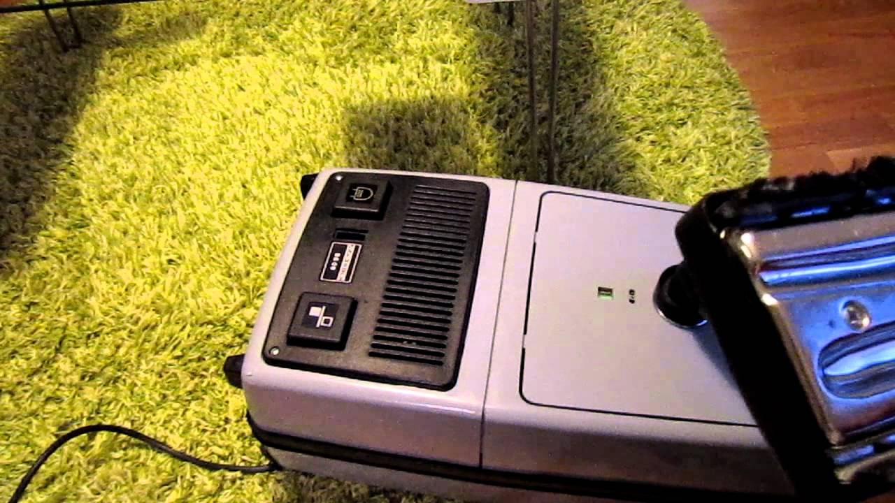 Aka Electric Bs 08 Ddr Vacuum Cleaner 1989 Youtube