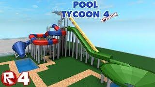 Roblox - Episode 4   Pool Tycoon 4 - Splash & Crash / FR