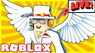 Roblox Live Stream - Come Play Jailbreak, Meep City FIREWORKS, FREE Island Royale, and More!