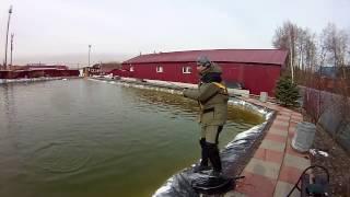 Рыбалка у Иваныча 31.03.2017