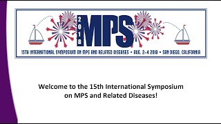 Charting New Science in MPS and Related Diseases Part 2