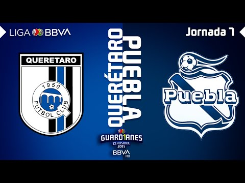 G.B. Queretaro Puebla Goals And Highlights
