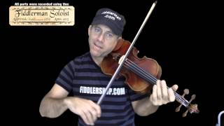 Section 13 - Fiddlerman Pachelbel Canon Project