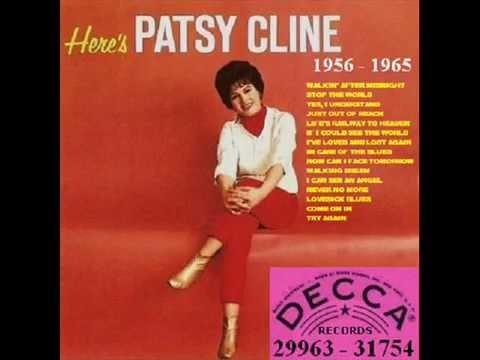 Patsy Cline - Decca Records - 1956 - 1960