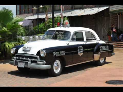Old Cop Cars >> Police Cars Old New