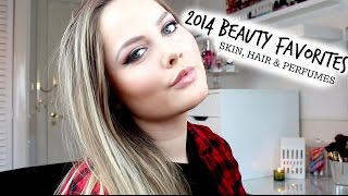 2014 BEAUTY FAVORITES - Skin, Hair & Perfumes