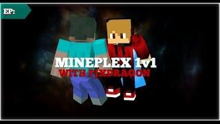 Mineplex Dominate - PjxDragon vs ixnn