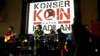 Nidji - Pahlawan Mimpi (@ Konser KOIN Untuk Prita, 20 Des'09)