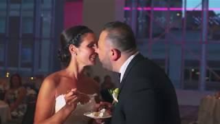 Maria and Demetrio: The Albany Capital Center; Cinematic Wedding Highlight Film