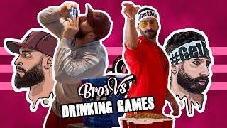 Bros vs. Drinking Games