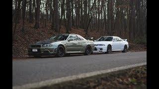 1999 / Nissan Skyline GT-R R34 V-Spec / POV / vs R33 Vspec Rev