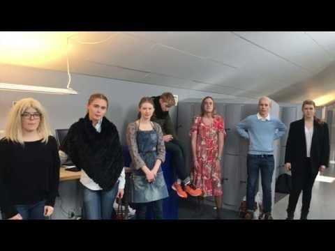 Lärarna på fortet (Kunskapsskolan Ystad Kabare 2016)