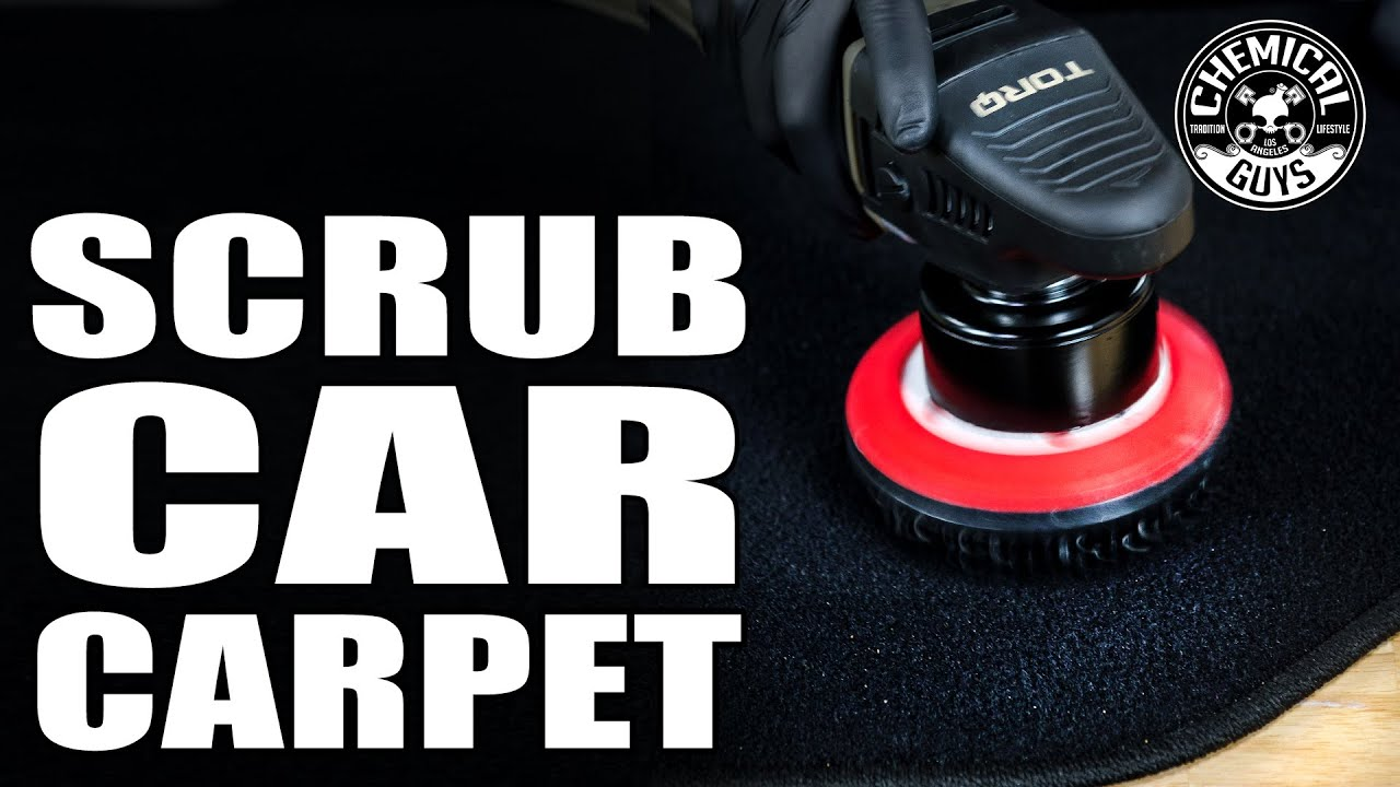 How To Get Mud Out Of Carpet In Car