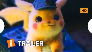 POKÉMON - Detetive Pikachu | Trailer Legendado