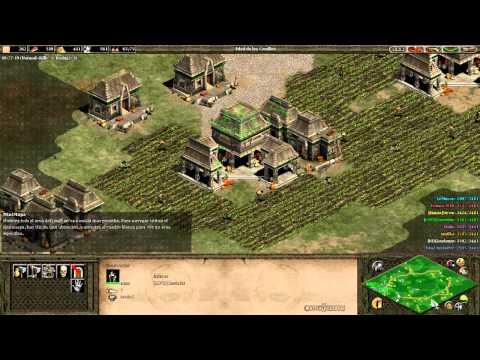 """Age of Empires 2 - """" Y FRAN? Y LA MOTO? Y LOS REFUERZOS?"""""""