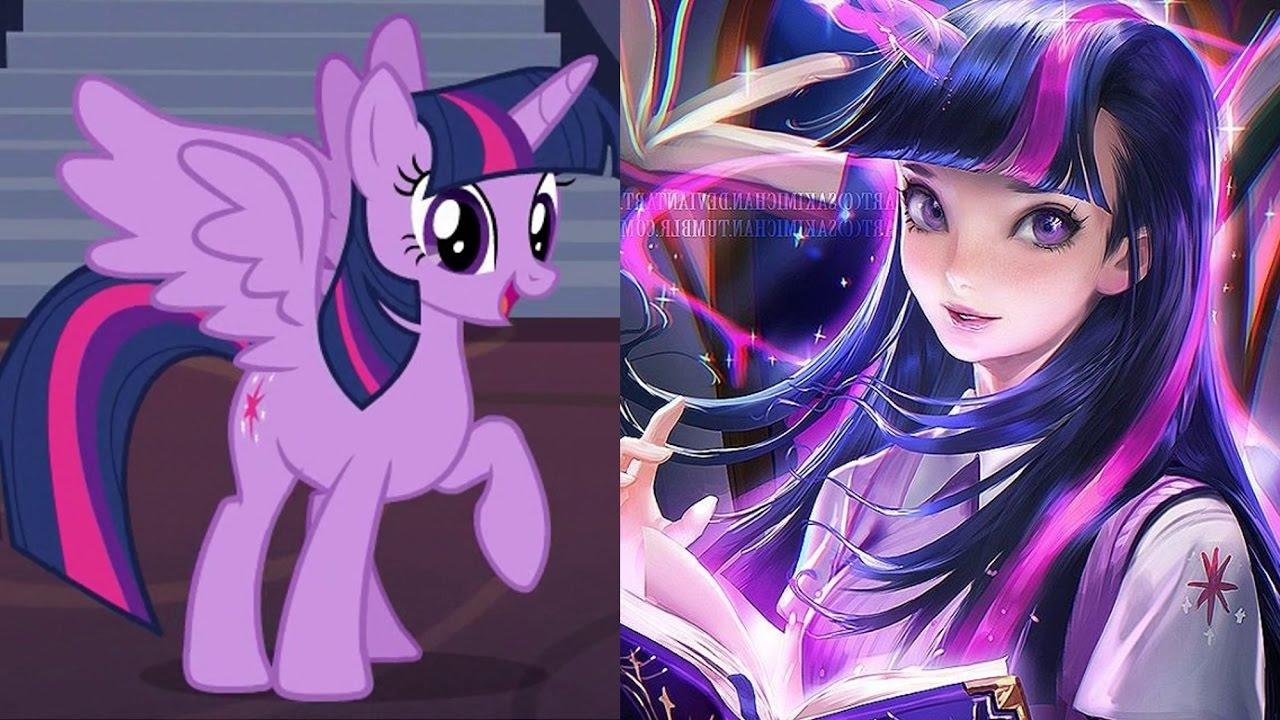 Pin on My Little Pony Human Version