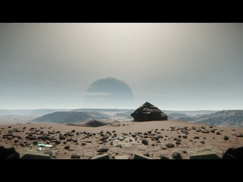 Star Citizen: Planetary Moons Showcase