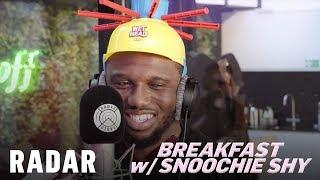 Headie One on Breakfast w/ Snoochie Shy