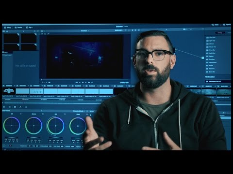 Mondays: Color Grading Workflow & Essential Tools for Colorists