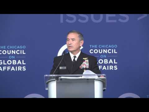 Deterring Revisionist Powers With Admiral Harry Harris