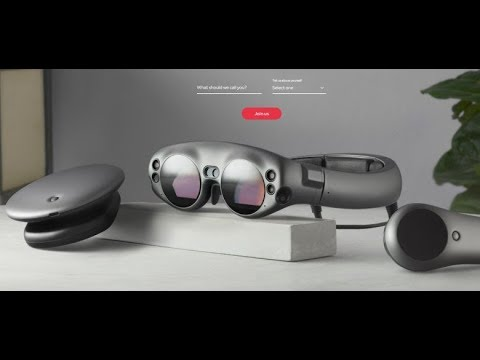 Magic Leap CEO interview Indoor augmented reality is the first step