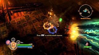 Dungeon Siege 3 - Co-op - Part 1