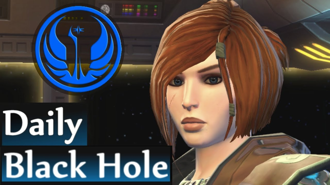 Corellia: The Black Hole Daily Quests Guide (SWTOR ...
