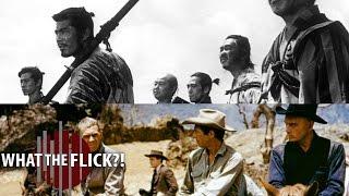 """The Magnificent Seven"" And ""Seven Samurai"" -- Classic Movie Reviews"