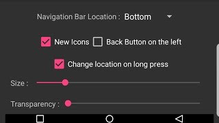 soft Keys - Home Back Button App Working Problem Solve