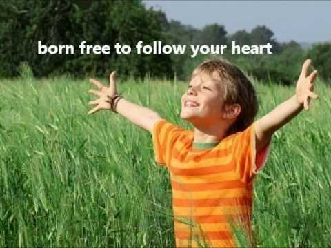 Born Free w/ lyrics - Matt Monro