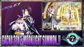 NEW THIEF VIOLET 🔥 GACHA 30x + Moonlight Summon - EPIC 7 Indonesia