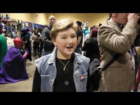 Zachary Alexander Rice - Long Beach Comic Con for Film Justice