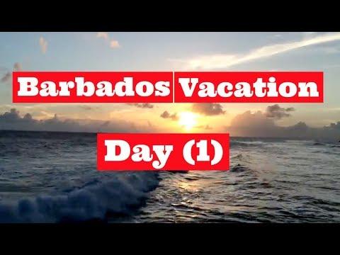 Barbados Vacation (Day 1)